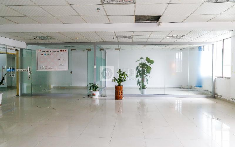 宏奕大厦写字楼出租160平米精装办公室60元/m².月