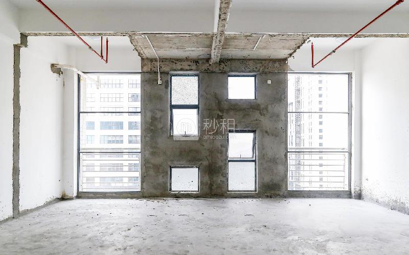 国乐科技园写字楼出租100平米毛坯办公室27元/m².月