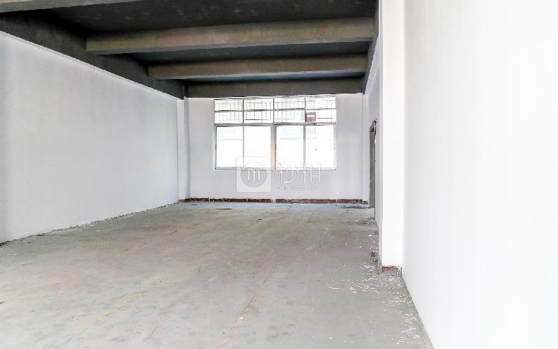 恒特美大厦写字楼出租146平米毛坯办公室38元/m².月