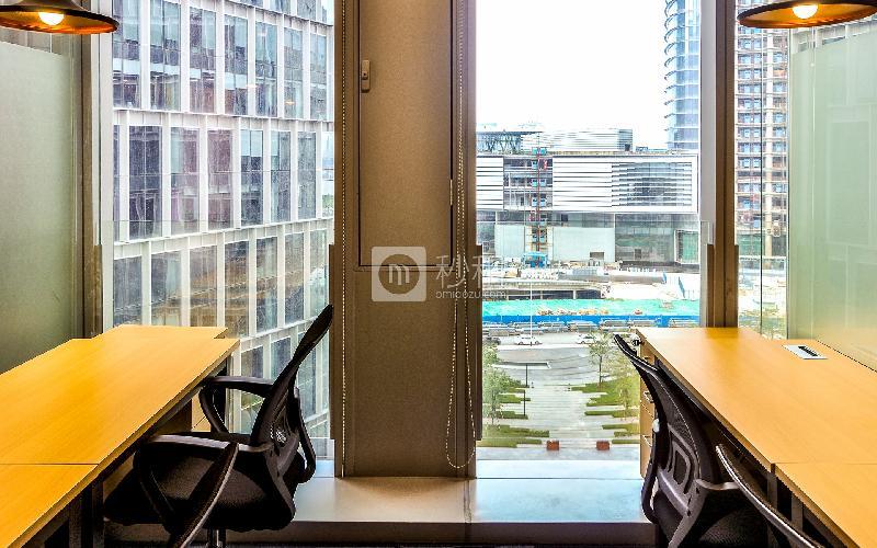 保利叁悦广场-cowork酷窝写字楼出租7平米豪装办公室4800元/间.月