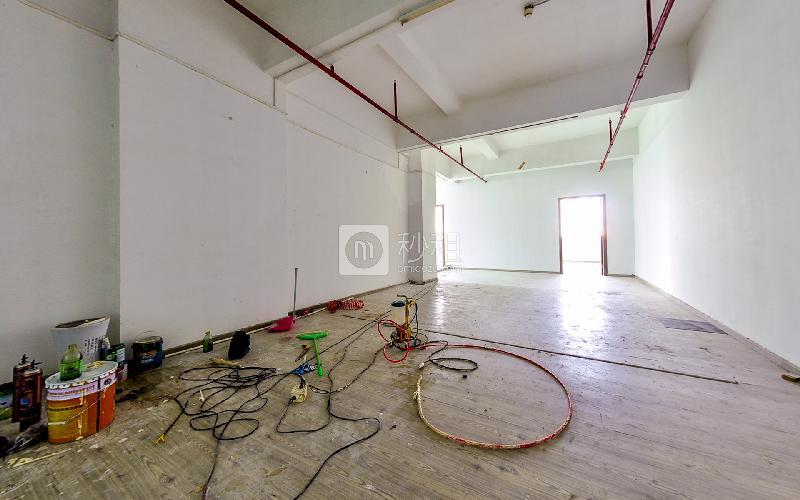 茂业书画交易广场写字楼出租153平米简装办公室60元/m².月
