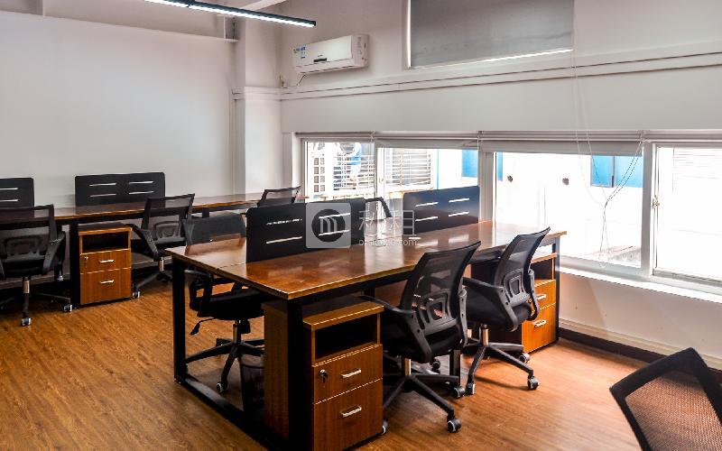 荔枝众创空间-轻轻办写字楼出租18平米精装办公室8800元/间.月