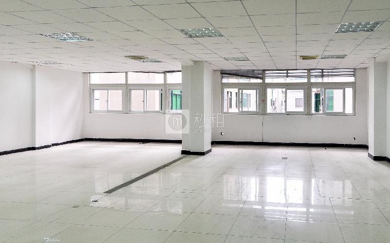 金豪商务大厦写字楼出租181平米简装办公室75元/m².月