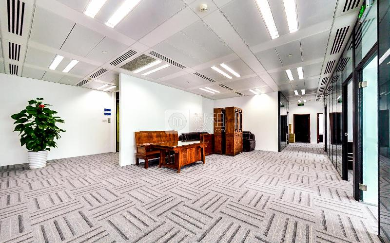 京基100大厦-MFG商务中心写字楼出租497平米豪装办公室230元/m².月