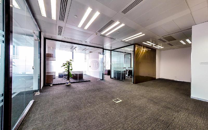 京基100大厦-MFG商务中心写字楼出租356平米豪装办公室230元/m².月
