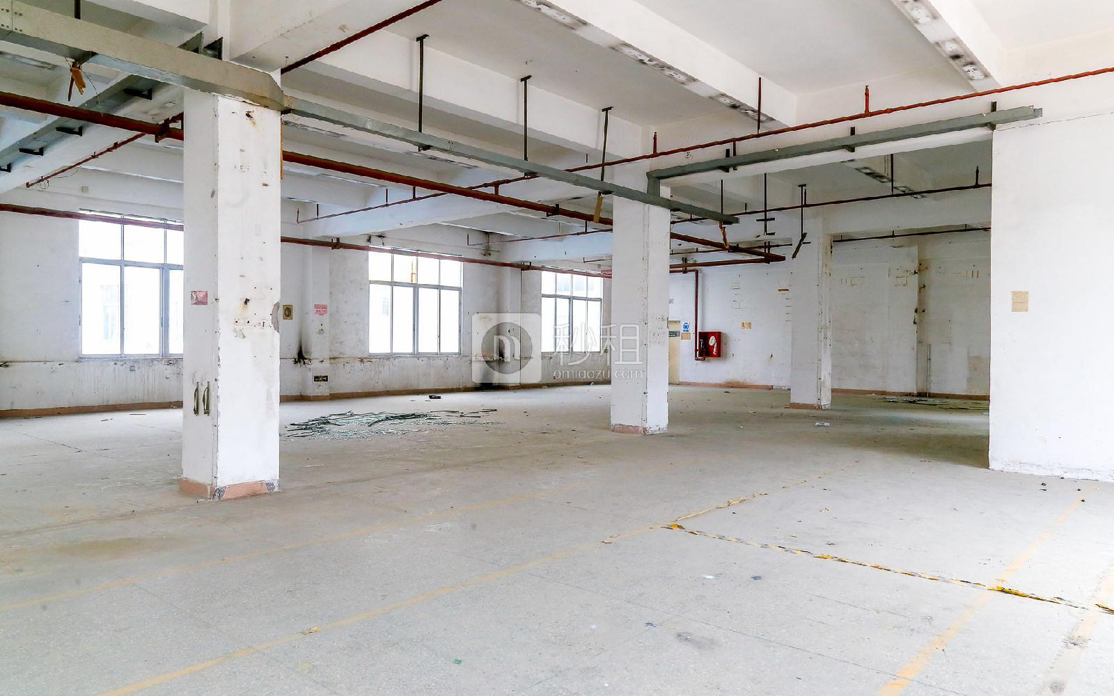 福海信息港写字楼出租190平米毛坯办公室60元/m².月