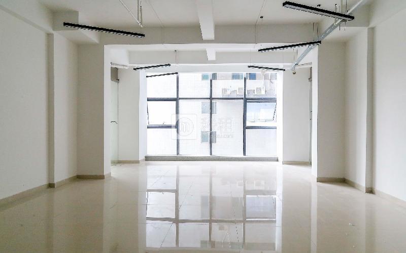 鼎尚时代写字楼出租109平米精装办公室50元/m².月