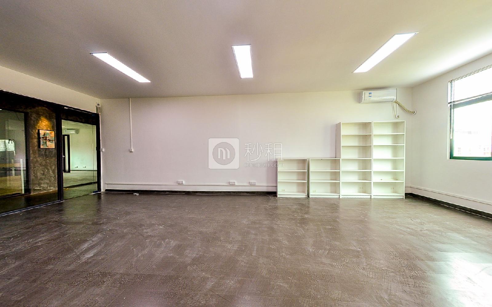 金盒子联合办公空间写字楼出租72平米精装办公室6120元/间.月