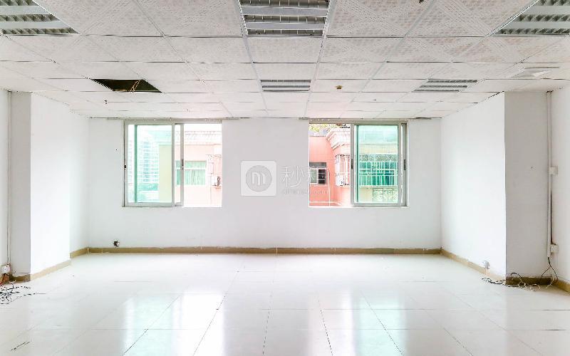 亨林大厦写字楼出租159平米简装办公室43元/m².月