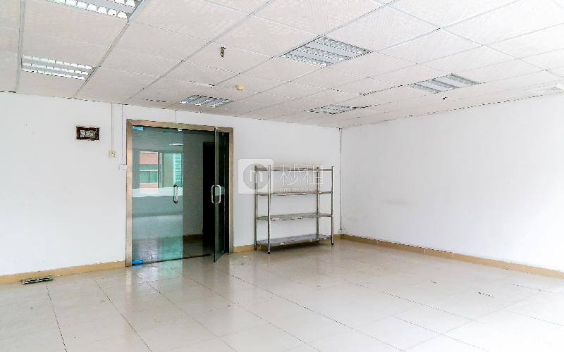 亨林大厦写字楼出租125平米简装办公室43元/m².月