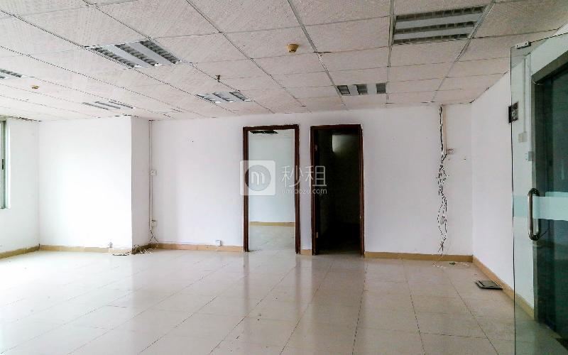 亨林大厦写字楼出租140平米简装办公室43元/m².月