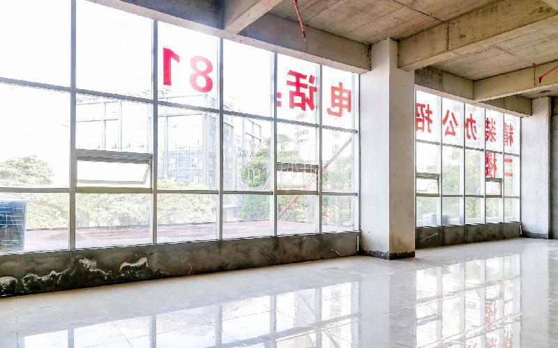 皇嘉中心写字楼出租212平米简装办公室42元/m².月