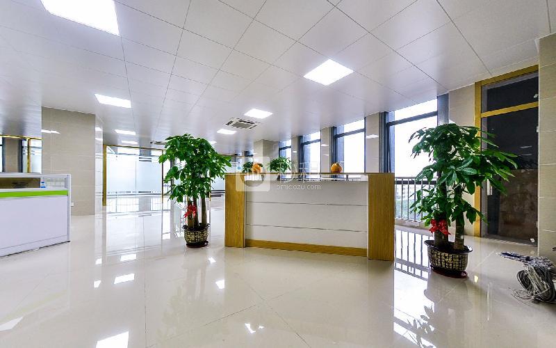恒和国际大厦写字楼出租330平米精装办公室100元/m².月