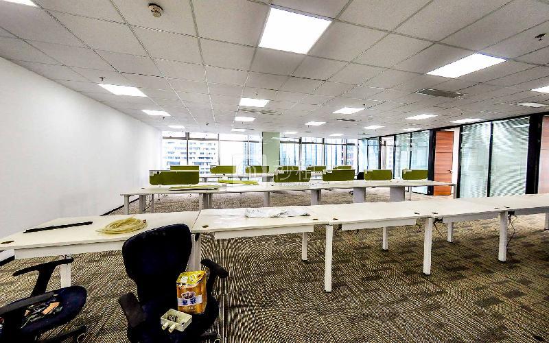 豪威科技大厦写字楼出租480平米精装办公室138元/m².月