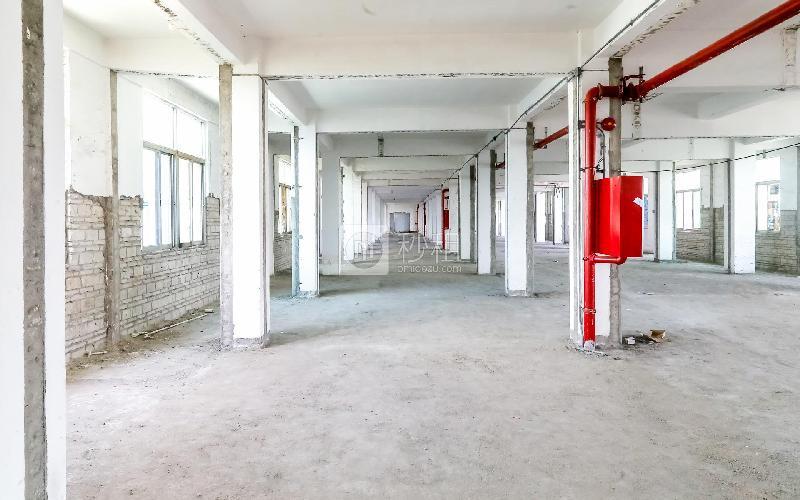 可图佳大厦写字楼出租2000平米毛坯办公室30元/m².月