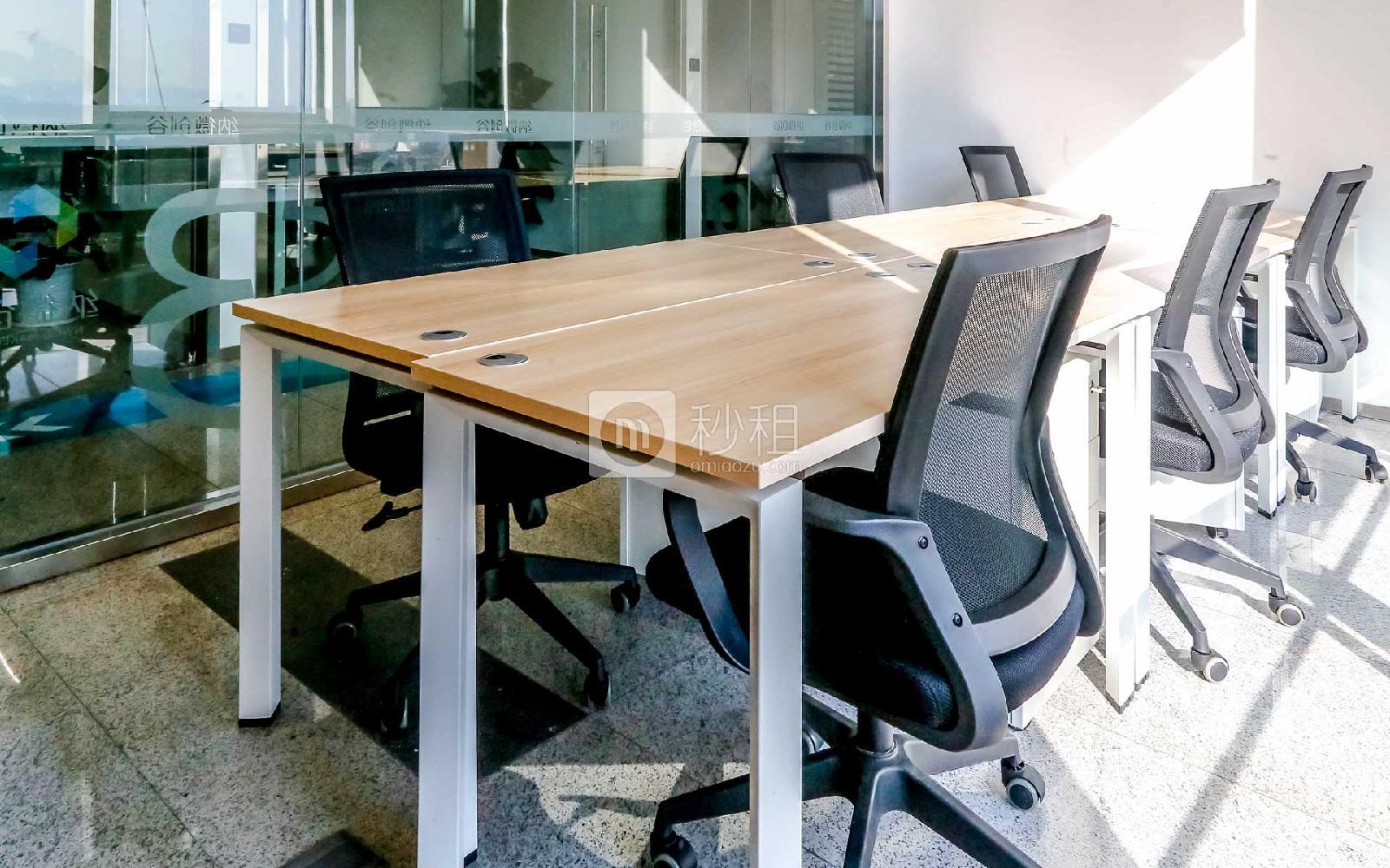 德赛科技大厦-纳微创谷写字楼出租28平米精装办公室12000元/间.月