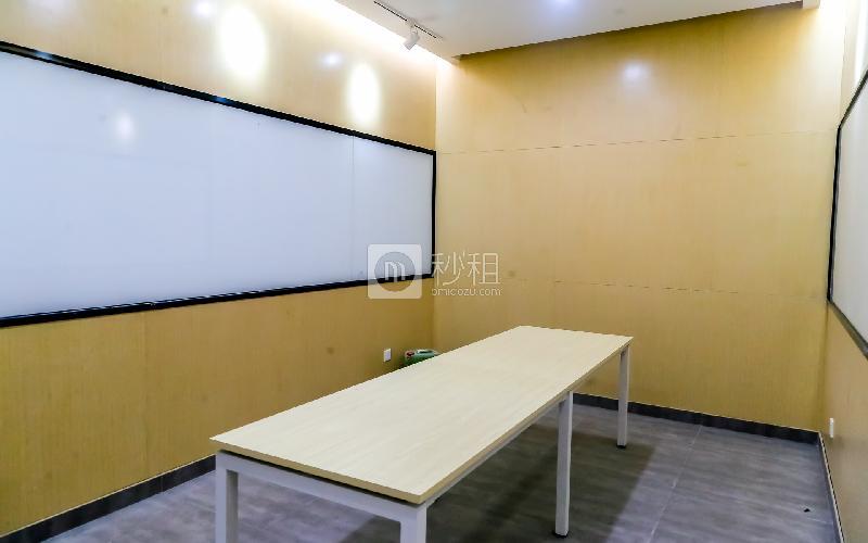 硅谷大院写字楼出租35平米精装办公室5000元/间.月