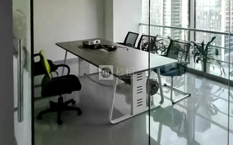 德赛科技大厦写字楼出租218平米精装办公室150元/m².月