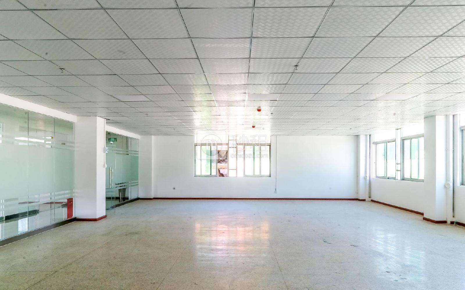 惠宝厨具大厦写字楼出租284平米简装办公室50元/m².月