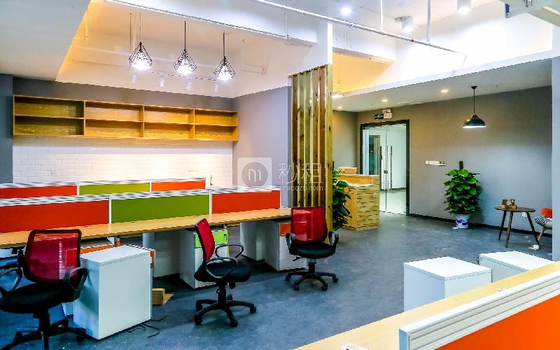 蛇口网谷-创业壹号写字楼出租300平米精装办公室160元/m².月