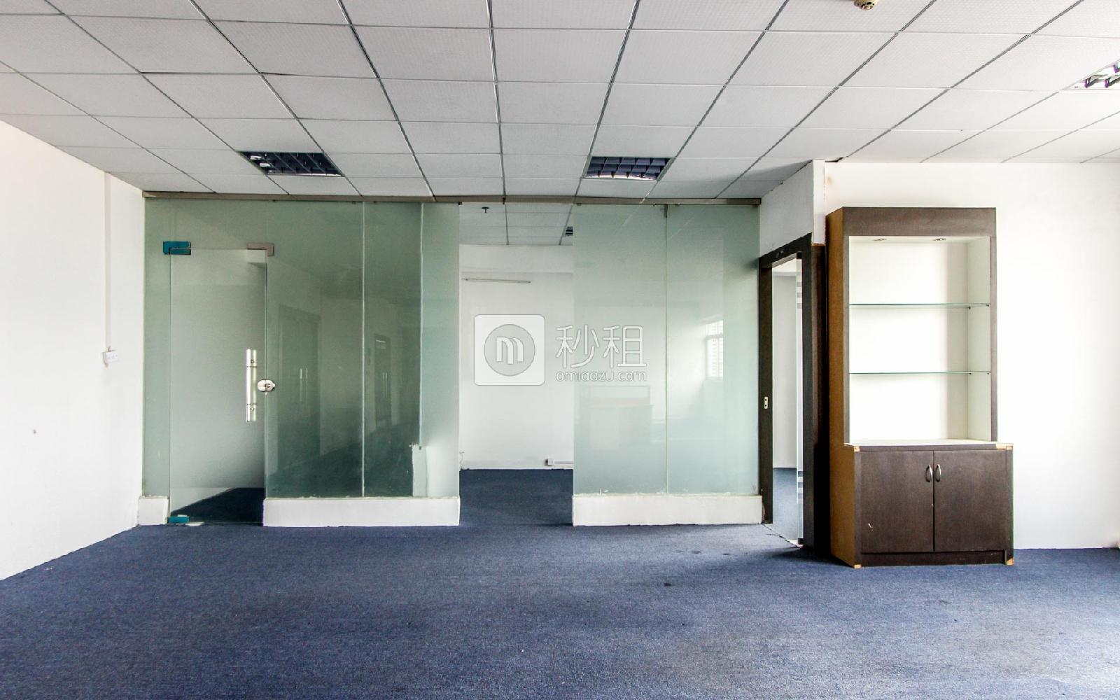 彩悦大厦写字楼出租107平米简装办公室80元/m².月