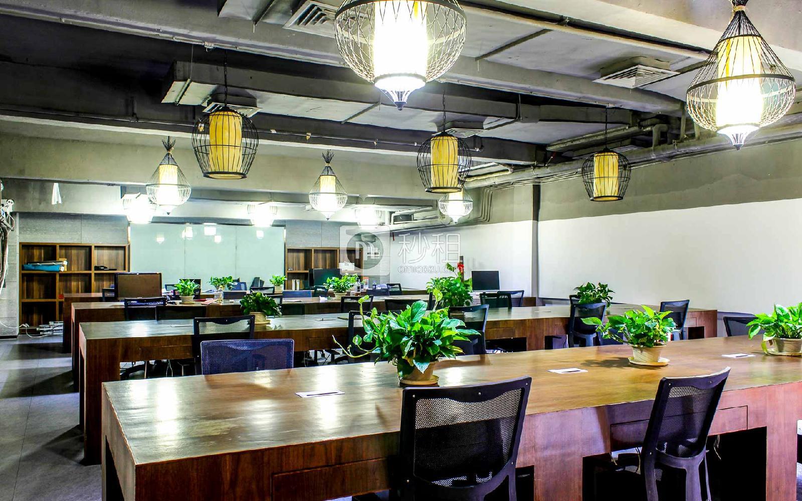 创业壹号-YC孵化器写字楼出租5平米豪装办公室800元/工位.月