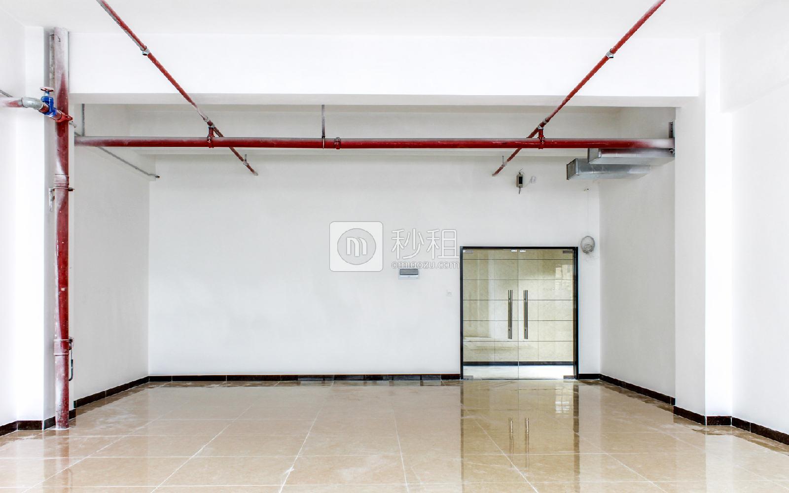 客盛智创大厦写字楼出租145平米简装办公室60元/m².月