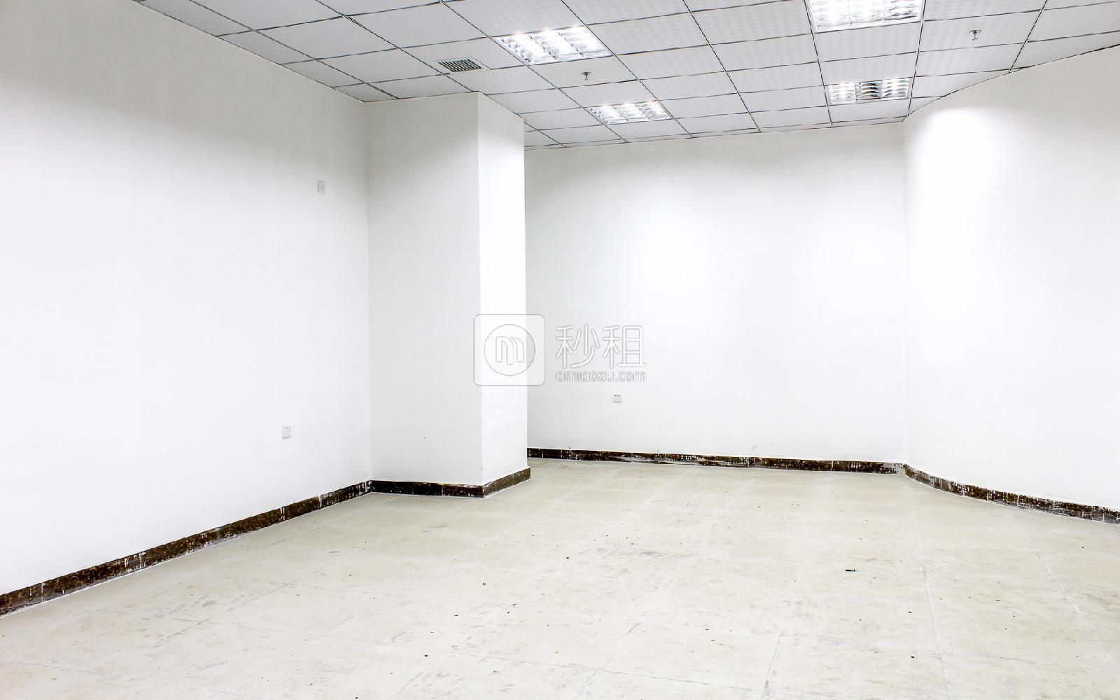 民泰大厦写字楼出租88平米简装办公室80元/m².月