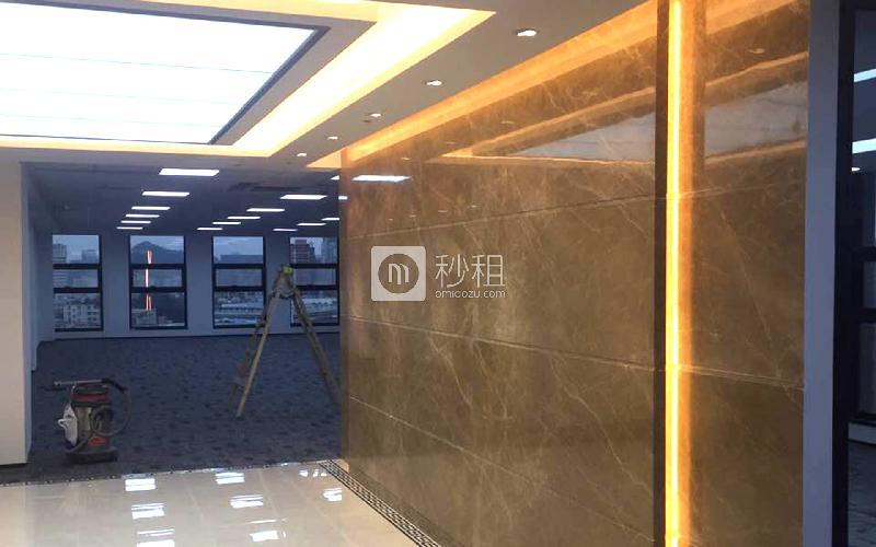 汇海广场写字楼出租518平米精装办公室105元/m².月