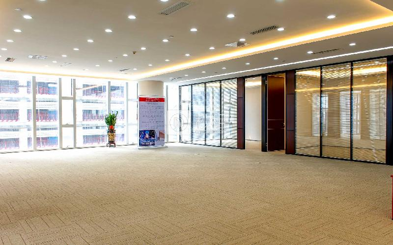 中洲大厦写字楼出租924平米精装办公室258元/m².月