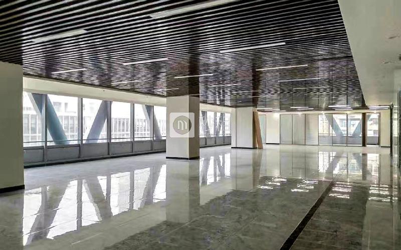 易思博软件大厦写字楼出租697平米精装办公室150元/m².月