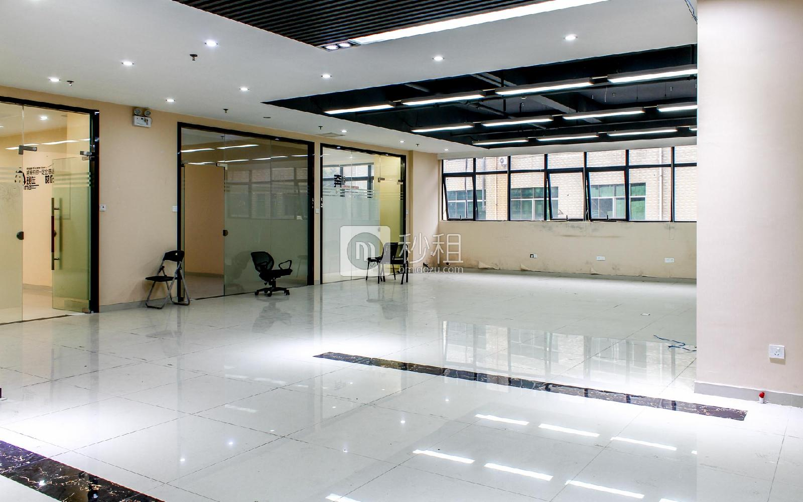 汇亿财富中心写字楼出租389平米精装办公室58元/m².月