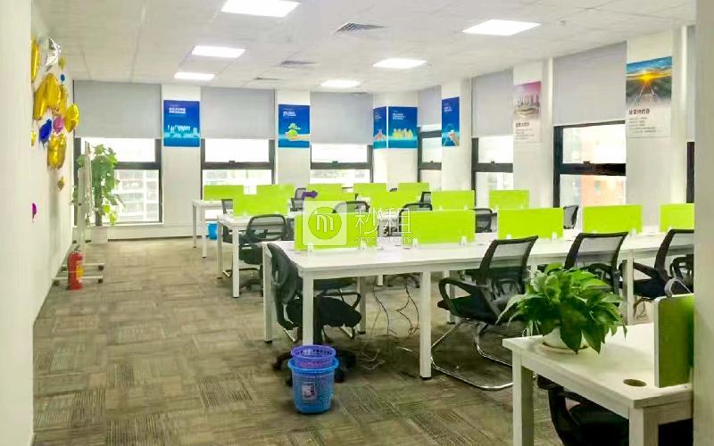 汇海广场写字楼出租518平米豪装办公室105元/m².月