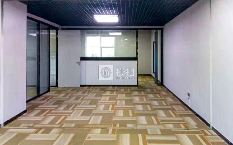 彩虹科技大厦写字楼出租340平米精装办公室75元/m².月