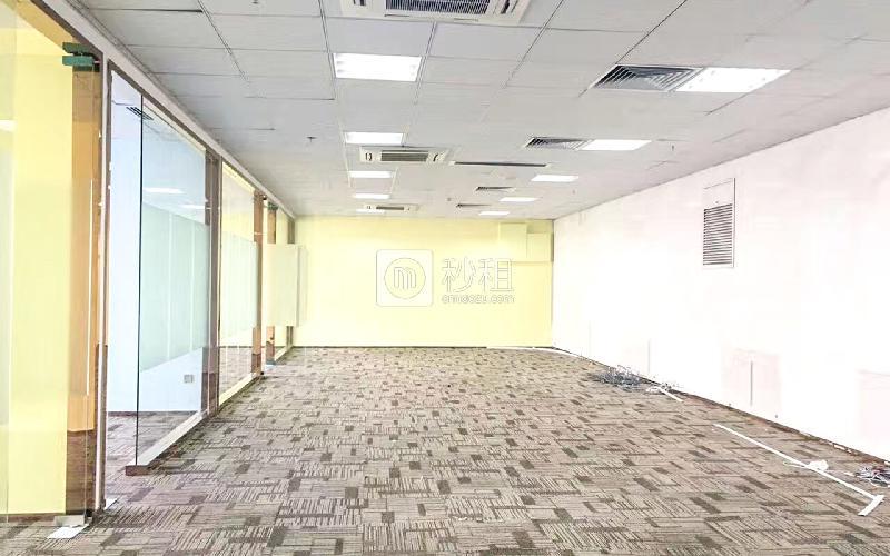 卓越大厦写字楼出租765平米豪装办公室168元/m².月