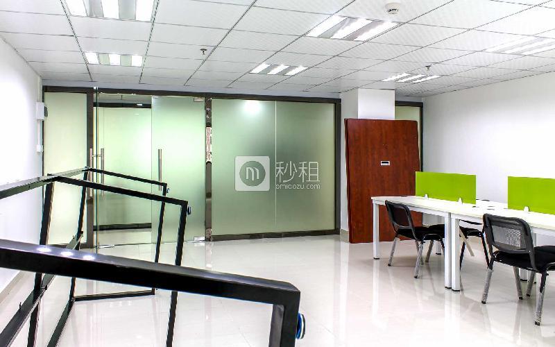华联大厦(龙华)写字楼出租76平米精装办公室48元/m².月