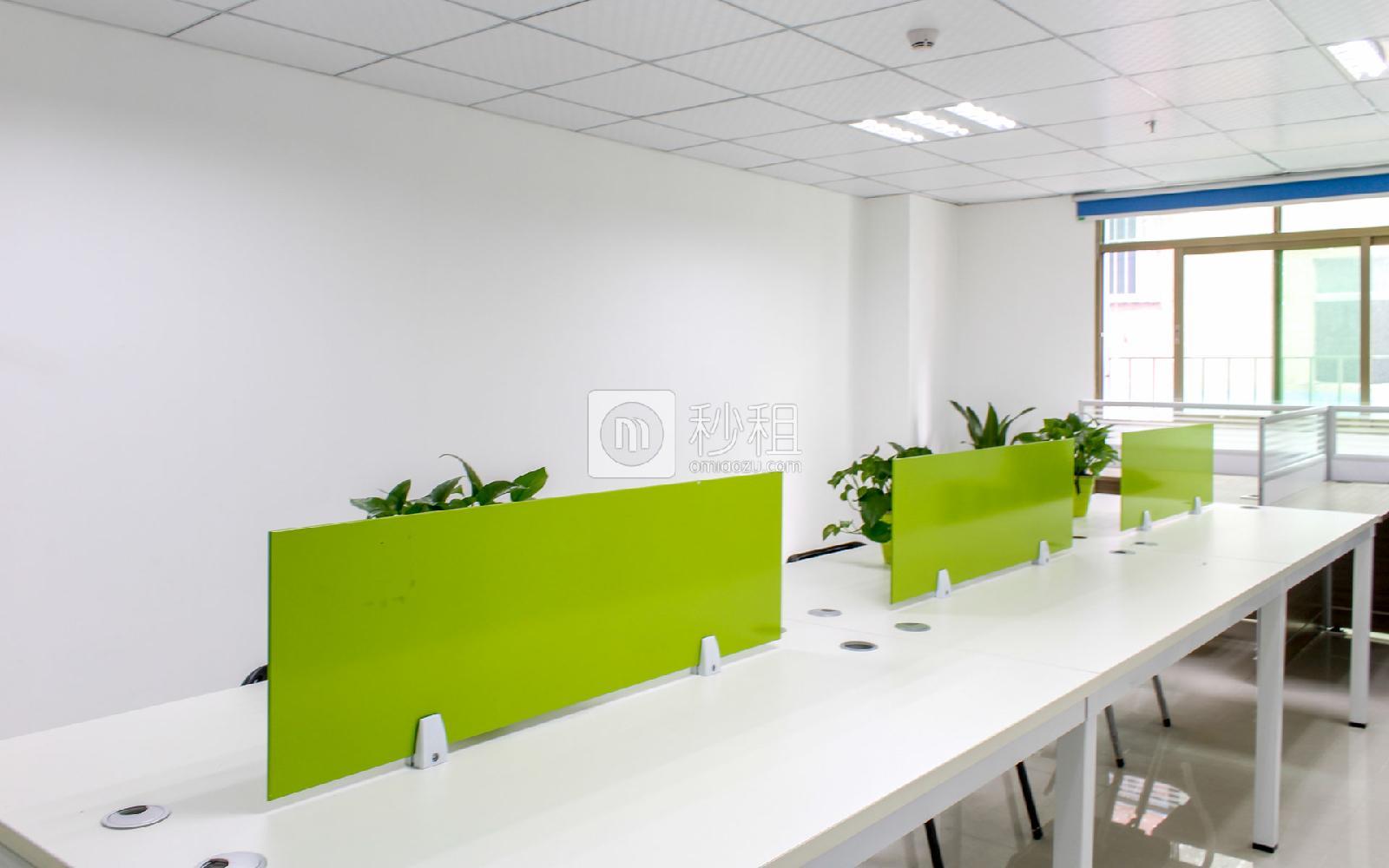 华联大厦(龙华)写字楼出租52平米精装办公室48元/m².月