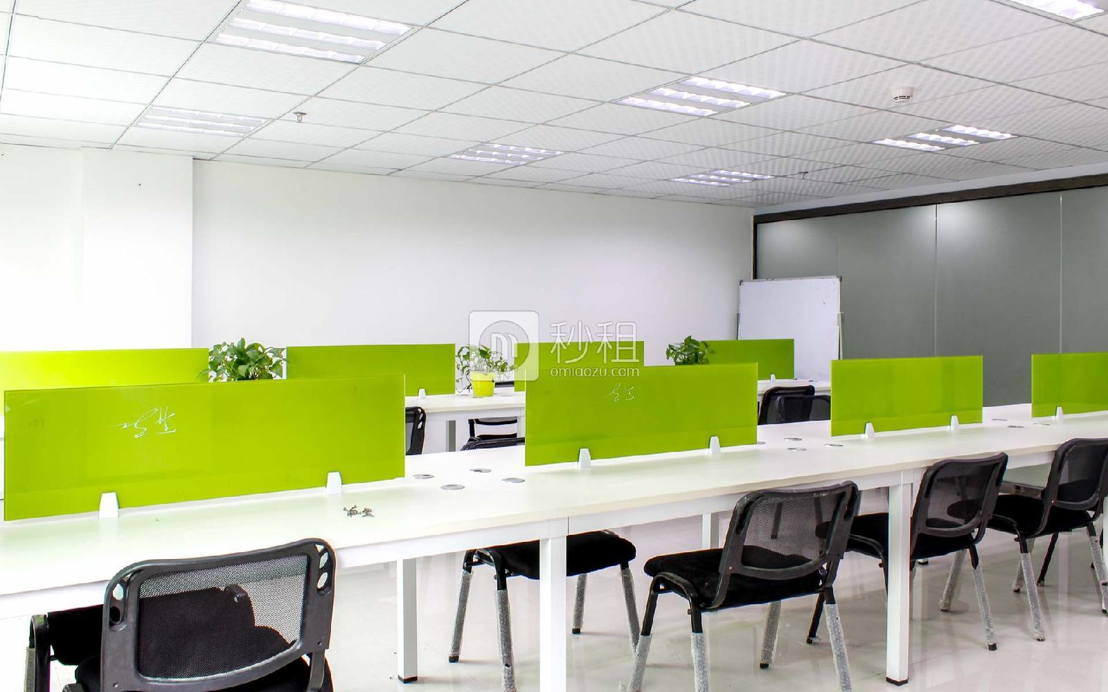 华联大厦(龙华)写字楼出租81平米精装办公室48元/m².月