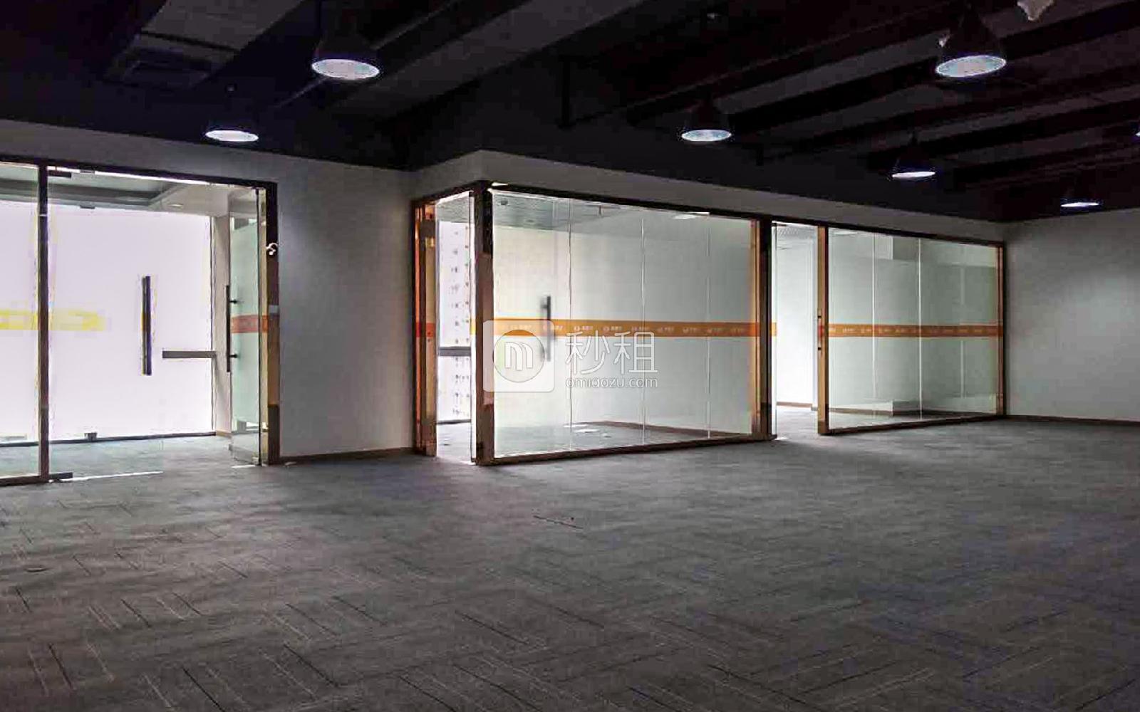 华润城大冲商务中心写字楼出租420平米精装办公室150元/m².月