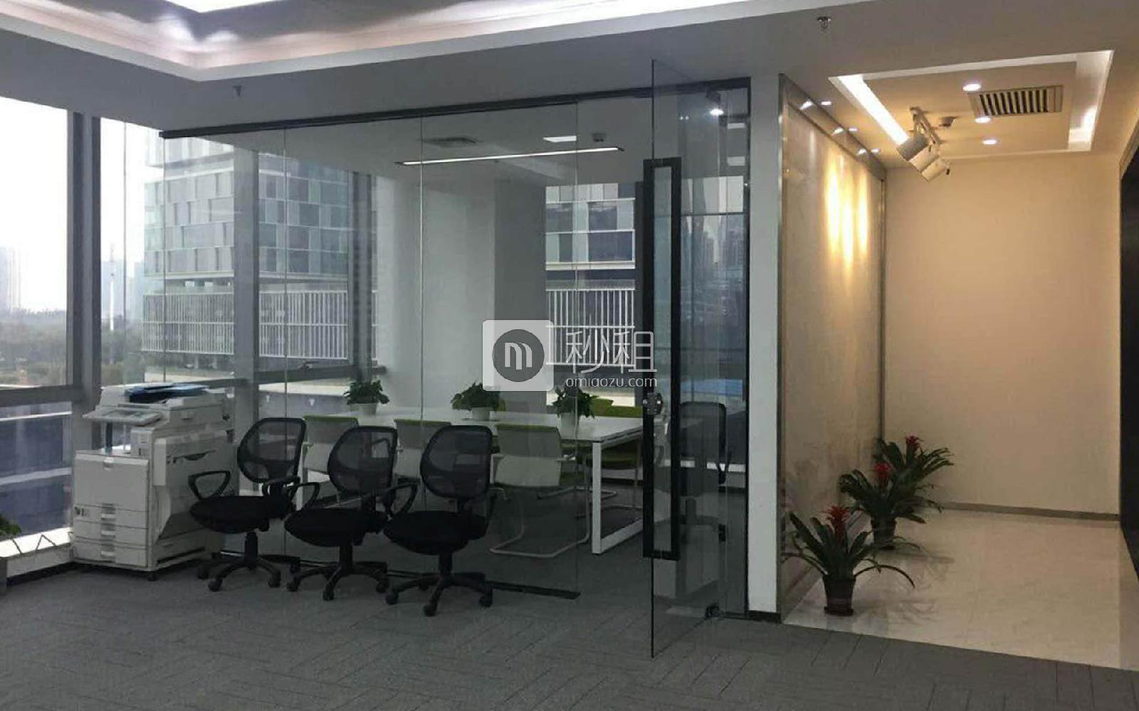 风华科技大厦写字楼出租220平米精装办公室135元/m².月