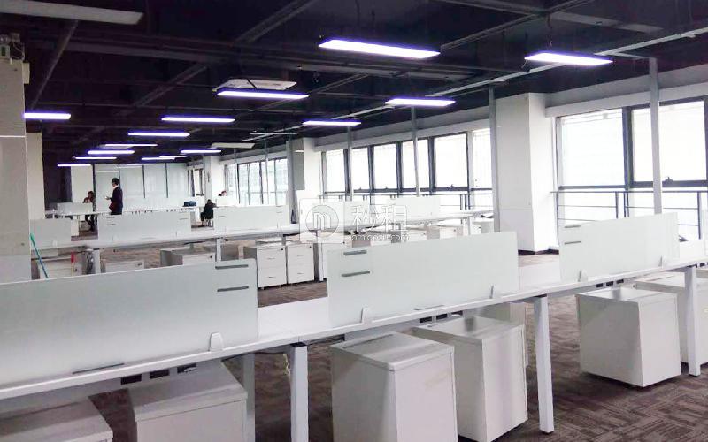 赋安科技大厦写字楼出租996平米豪装办公室128元/m².月