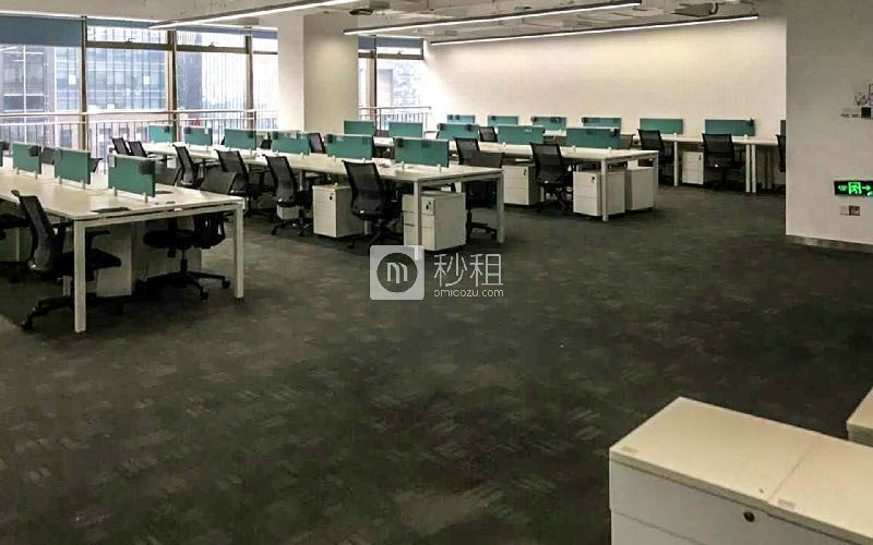 豪威科技大厦写字楼出租1184平米精装办公室135元/m².月