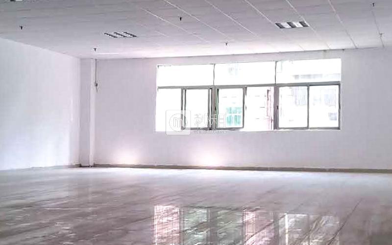 华美居商务中心写字楼出租206平米简装办公室66元/m².月