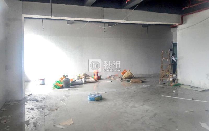 华盛辉商业大厦写字楼出租180平米简装办公室57元/m².月