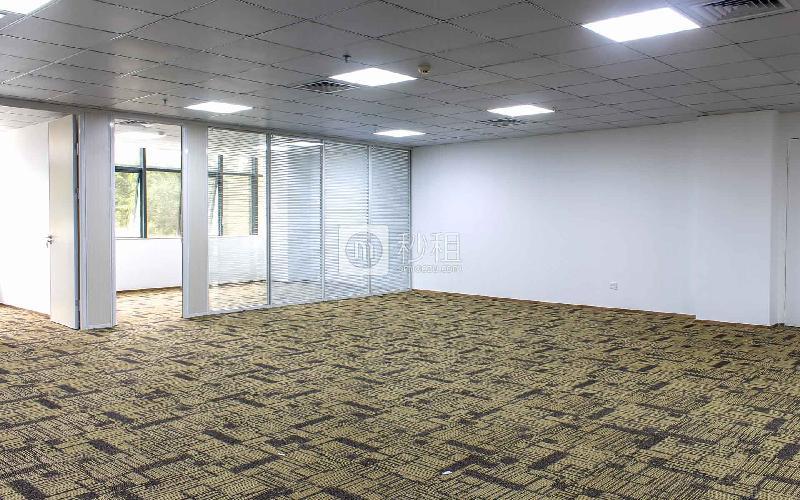 绿创云谷大厦写字楼出租252平米精装办公室85元/m².月