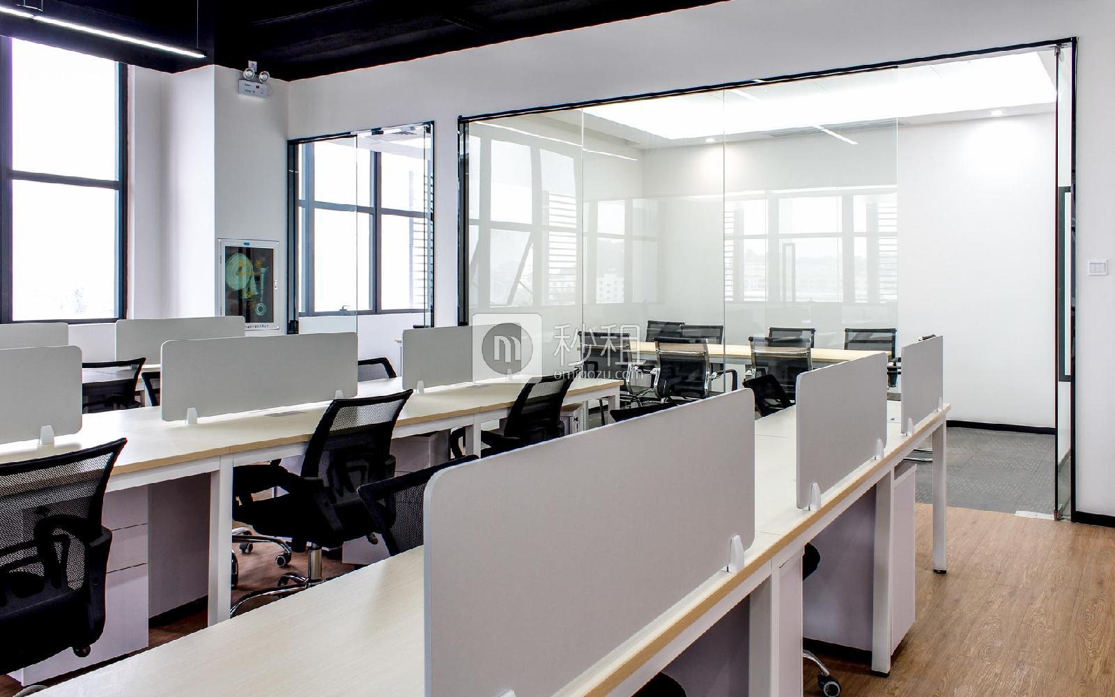 锦绣科学园-七彩筑梦空间写字楼出租197平米精装办公室50元/m².月
