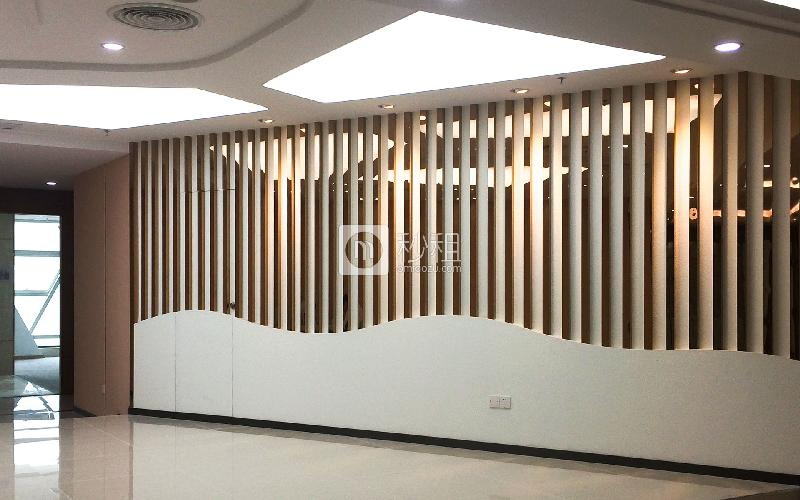 创业投资大厦写字楼出租496平米简装办公室158元/m².月