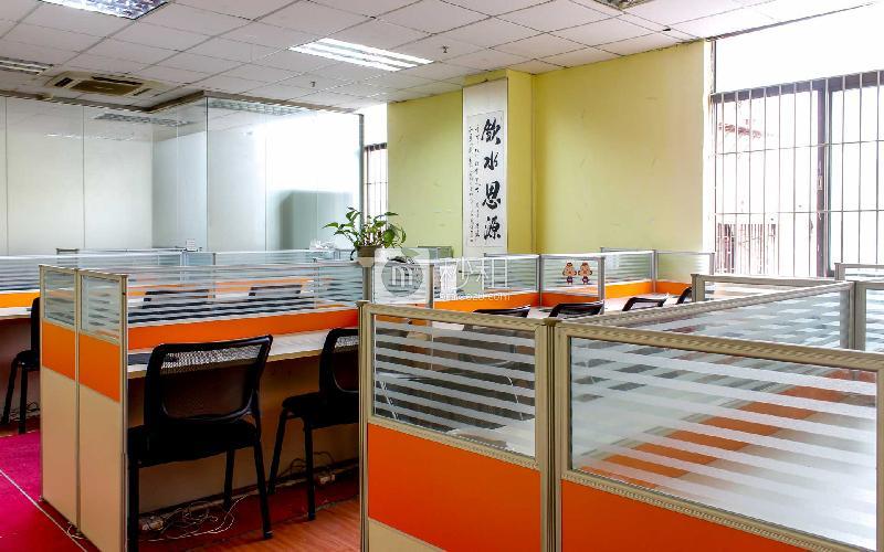 牛栏前大厦写字楼出租325平米精装办公室56元/m².月