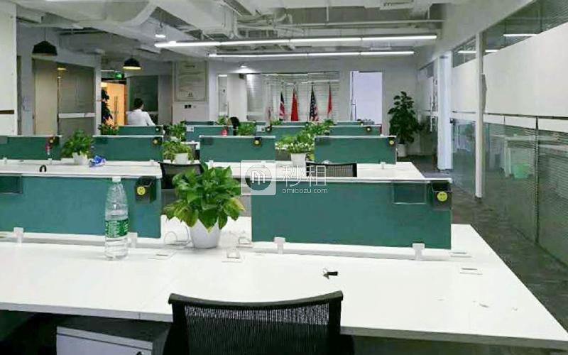 豪威科技大厦写字楼出租738平米精装办公室128元/m².月