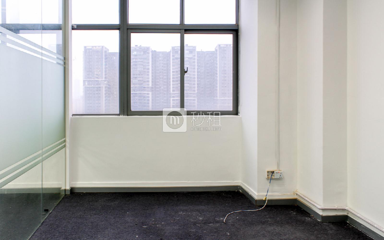 富康科技大厦写字楼出租260平米简装办公室45元/m².月